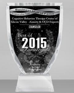 CBT Center 2015 Saratoga Hall of Fame