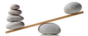 Uneven Balance