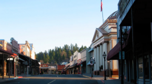 Grass Valley Downtown