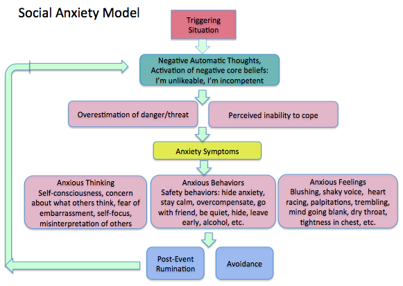 Social Anxiety Model